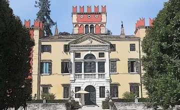 Garda   Villa Albertini e Villa Carlotti Canossa