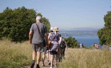 Outdoor-Aktivitäten um den Gardasee zu entdecken